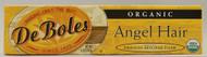 DeBoles, Organic Artichoke Angel Hair - 8 oz -5 PACK