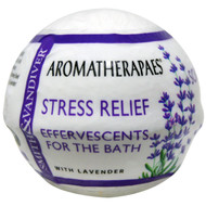 3 PACK of Smith & Vandiver, Effervescents For The Bath, Stress Relief, 2.8 oz (80 g)