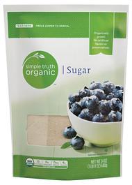 Simple Truth Organic Sugar - 24 oz