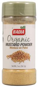 Badia, Organic Mustard Powder - 2 oz -5 PACK