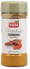 Badia, Organic Turmeric - 2 oz -5 PACK