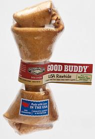 """Castor & Pollux, Good Buddy Rawhide Bone Dog Chew 4-5"""" - 1 Bone -5 PACK"""