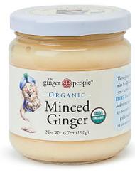 Ginger People, Minced Ginger - 6.7 oz -5 PACK