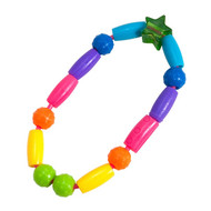3 PACK OF The First Years, Bright Beads, Teething Toy, 3 + Months, 1 Teething Toy