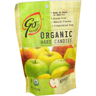 3 PACK of Go Organic, Organic Hard Candies, Apple, 3.5 oz (100 g)