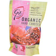 3 PACK of Go Organic, Organic Hard Candies, Pomegranate, 3.5 oz (100 g)