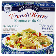 St. Dalfour, Gourmet On The Go,  Tuna and Pasta - 6.2 oz -5 PACK