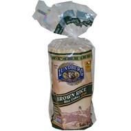 3 PACK of Lundberg, Brown Rice, Rice Cakes, Salt Free, 8.5 oz (241 g)