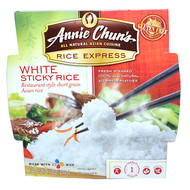 3 PACK of Annie Chuns, Rice Express, White Sticky Rice, 7.4 oz (210 g)