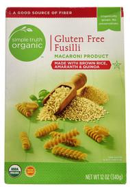 Simple Truth Organic Gluten Free Fusilli - 12 oz