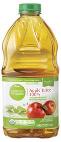 Simple Truth Organic Apple Juice 100% - 64 fl oz