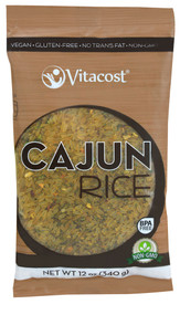 Vitaco, Cajun Rice Gluten Free and Non-GMO - 12 oz (340 g)