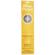 3 PACK OF Blue Pearl, Classic Imported Incense, Golden Champa, 0.35 oz (10 g)