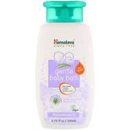 3 PACK OF Himalaya, Gentle Baby Bath, Chickpea and Green Gram, 6.76 fl oz (200 ml)