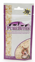Pure Treats Inc, Purebites Cat Treats,  OceanWhitefish - 0.39 oz