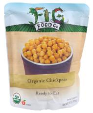Fig Food Company, Organic Chickpeas - 15 oz -5 PACK