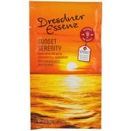 3 PACK OF European Soaps, Dresdner Essenz, Bath Essence, Sunset Serenity, 2.1 oz (60 g)