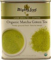 Mighty Leaf Organic Matcha Green Tea - 1.5 oz (5 PACK)