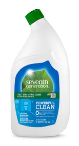 Seventh Generation Toilet Bowl Natural Cleaner Emerald Cypress and Fir - 32 fl oz