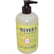 Mrs. Meyers Clean Day Liquid Hand Soap Lemon Verbena - 12.5 fl oz