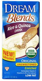 Dream Blends, Organic Rice & Quinoa Drink,  Original - 32 fl oz -5 PACK