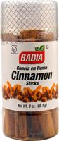 Badia Cinnamon Sticks - 3 oz