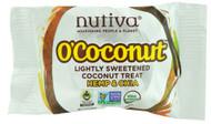 Nutiva-Organic-O-Coconut-Classic-Treats-Hemp-Chia -5 PACK