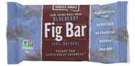 Natures Bakery, 100% Natural Fig Bar,  Blueberry - 2 oz -5 PACK