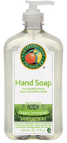 Earth Friendly Ecos Hand Soap Lemongrass - 17 fl oz