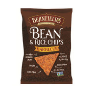 Beanfields, Bean & Rice Chips,  Barbecue - 6 oz -5 PACK