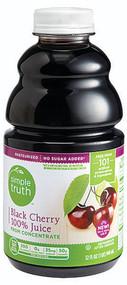 Simple Truth Black Cherry 100% Juice - 32 fl oz