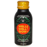 5 PACK of Sun Chlorella, Well Well Wow!, 3.38 fl oz (100 ml)