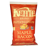 5 PACK of Kettle Foods, Potato Chips, Maple Bacon, 5 oz (142 g)