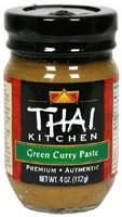 Thai Kitchen, Green Curry Paste - 4 oz -5 PACK