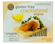 Natural Nectar, Cracklebred Gluten Free,  Original - 3.5 oz -5 PACK