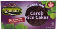Landau, Premium Carob Rice Cakes,  Original - 5 oz -5 PACK