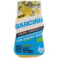 3 PACK of BPI Sports, Garcinia Liquid Water Enhancer, Lemonade, 2 fl oz (60 ml)