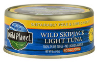 Wild Planet, Wild SkipJack Light Tuna - 5 oz -5 PACK
