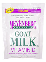 Meyenberg, Powdered Goat Milk - 4 oz -5 PACK
