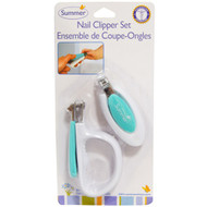 3 PACK of Summer Infant, Nail Clipper Set