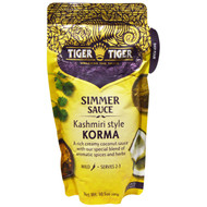 3 PACK of Tiger Tiger, Simmer Sauce, Korma, 10.5 oz (300 g)