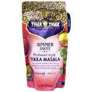 Tiger Tiger, Simmer Sauce, Tikka Masala, 10.5 oz (300 g)
