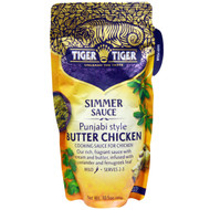 3 PACK of Tiger Tiger, Punjabi Style Butter Chicken, Simmer Sauce, 10.5 oz (300 g)