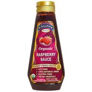 3 PACK of St. Dalfour, Organic Raspberry Sauce, 10.6 oz (300 g)