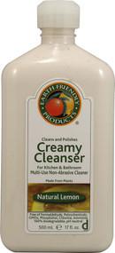 Earth Friendly, Creamy Cleanser - 17 fl oz -5 PACK