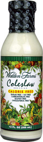 Walden Farms, Calorie Free Dressing,  Coleslaw - 12 fl oz -5 PACK