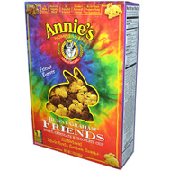 3 PACK of Annies Homegrown Organic Friends Bunny Grahams Chocolate Chip, Chocolate & Honey -- 7 oz