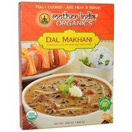 3 PACK of Great Eastern Sun, Mother India Organics, Dal Makhani, Medium Spicy, 10.6 oz (300 g)