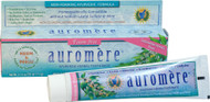 3 PACK of Auromere, Ayurvedic Herbal Toothpaste, Foam-Free, Cardamom-Fennel Flavor, 4.16 oz (117 g)