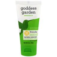 3 PACK of Goddess Garden, Organics, Everyday, Natural Sunscreen, SPF 30, 1 oz (28 g)